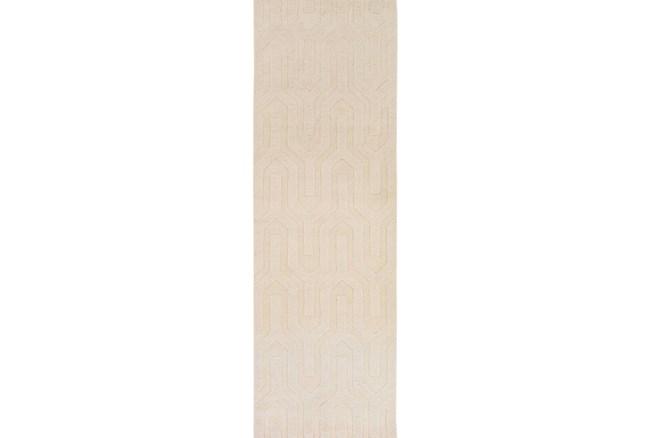 30X96 Rug-Oracle Ivory - 360