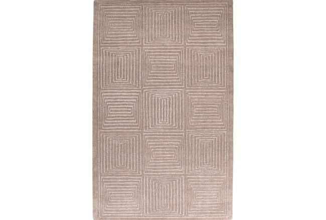 24X36 Rug-Complex Taupe - 360