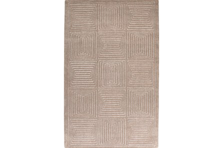 39X63 Rug-Complex Taupe