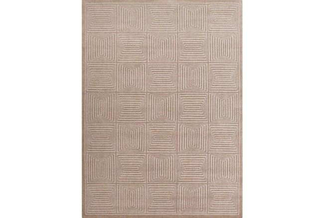 96X132 Rug-Complex Taupe - 360