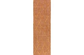 30X96 Rug-Paragon Rust