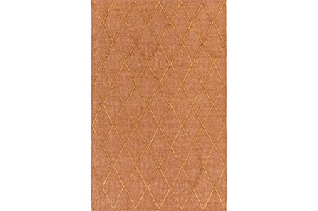108X156 Rug-Paragon Rust