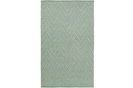 24X36 Rug-Aisha Sea Foam