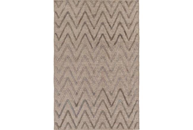 2'x3' Rug-Aisha Grey/Charcoal - 360