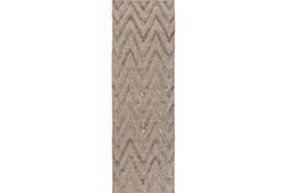 30X96 Rug-Aisha Grey/Charcoal