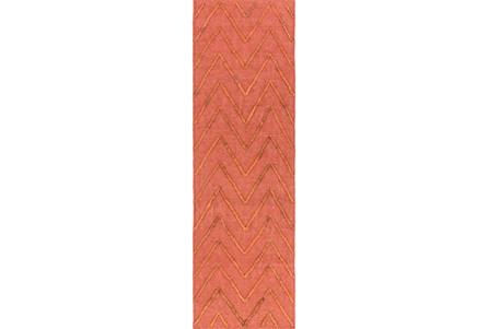 30X96 Rug-Aisha Rust