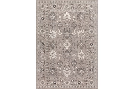 95X132 Rug-Aspasia Grey - Main