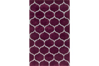 60X96 Rug-Giustina Violet