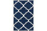 60X96 Rug-Juliana Navy - Signature