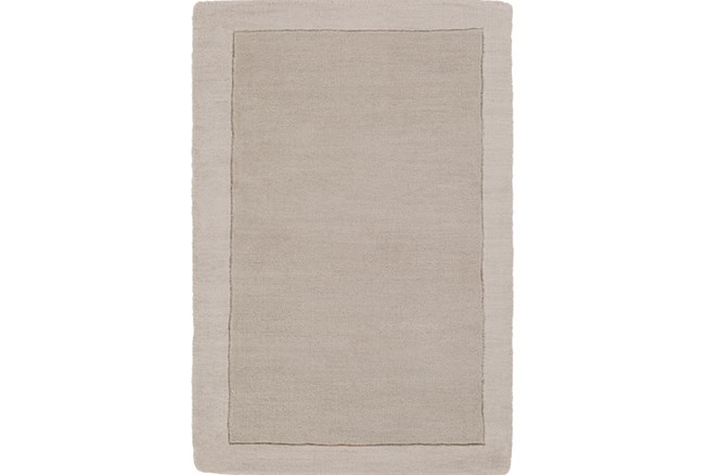 24X36 Rug-Cuadro Light Grey - 360