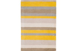 96X120 Rug-Ladee Gold/Grey