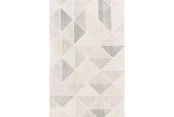 2'x3' Rug-Ozean Grey Multi