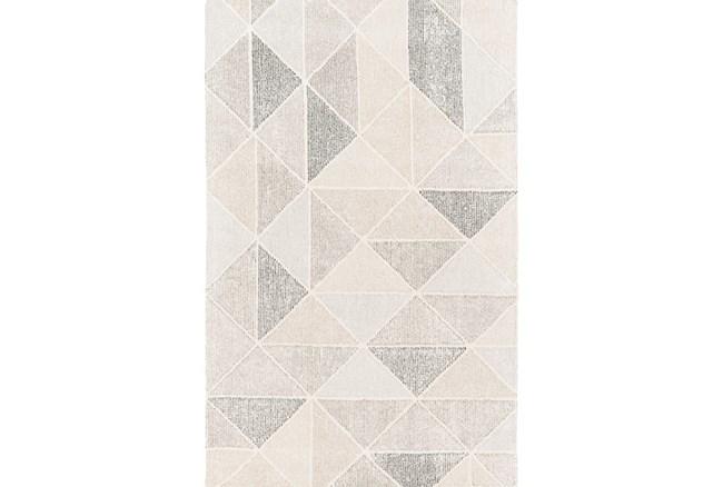 4'x6' Rug-Ozean Grey Multi - 360