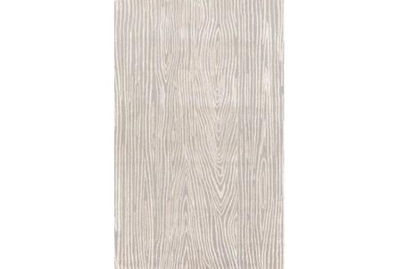 39X63 Rug-Arbol Grey/Ivory