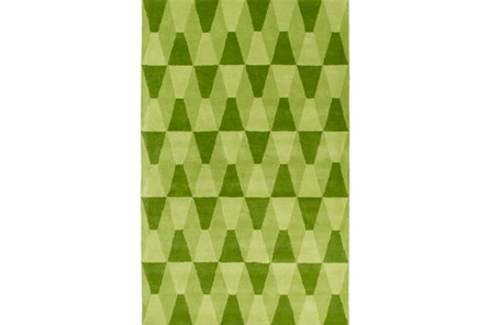 60X90 Rug-Moderna Green - Main