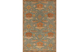 24X36 Rug-Taman Forest/Rust