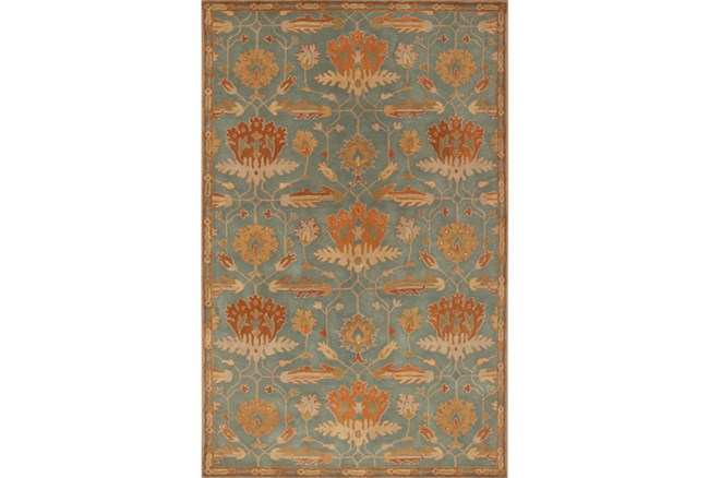 24X36 Rug-Taman Forest/Rust - 360