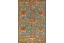 60X96 Rug-Taman Forest/Rust
