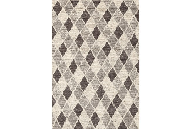60X90 Rug-Parches Grey/Ivory - 360