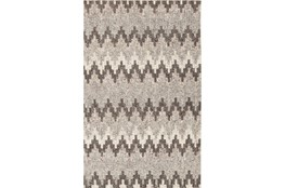 60X90 Rug-Indio Grey/Ivory