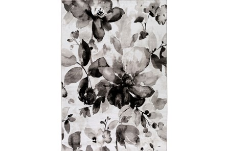 92X126 Rug-Amaryllis Grey - Main