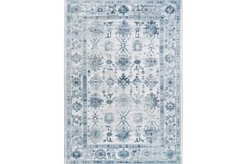 92X126 Rug-Aladdin Blue