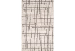 24X36 Rug-Sticks Beige/Grey