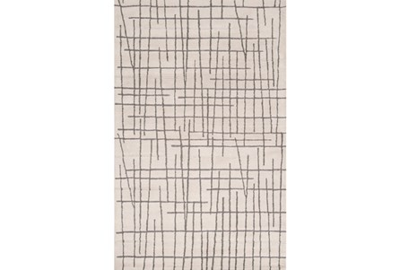 60X96 Rug-Sticks Beige/Grey