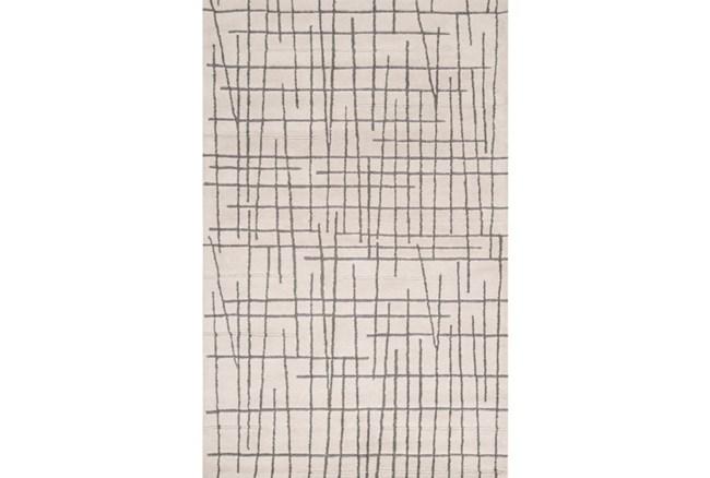60X96 Rug-Sticks Beige/Grey - 360