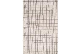 96X132 Rug-Sticks Beige/Grey