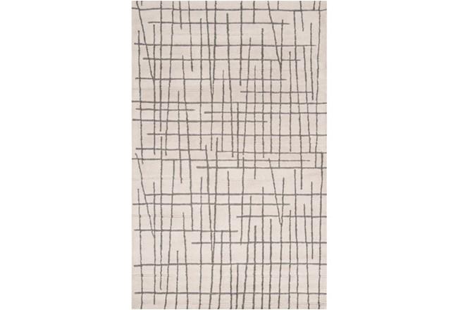 96X132 Rug-Sticks Beige/Grey - 360