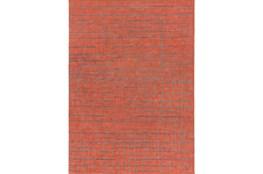 96X132 Rug-Sticks Rust/Grey