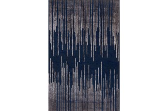 60X96 Rug-Waterval Navy