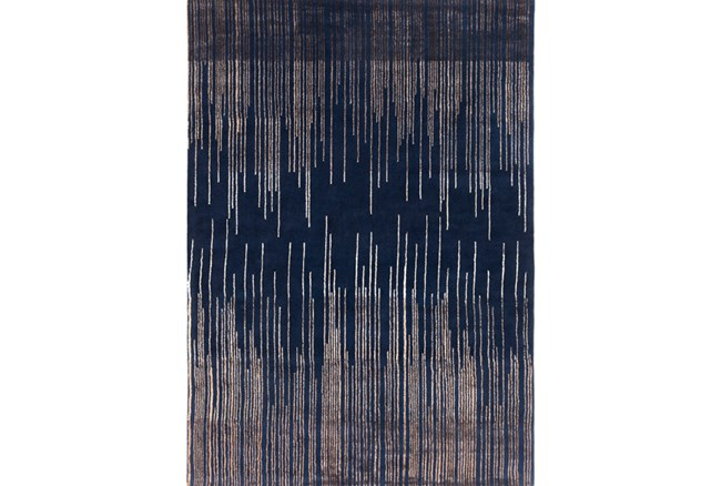 96X132 Rug-Waterval Navy - 360