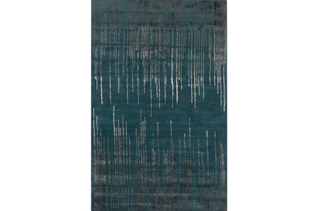 24X36 Rug-Waterval Teal - Main