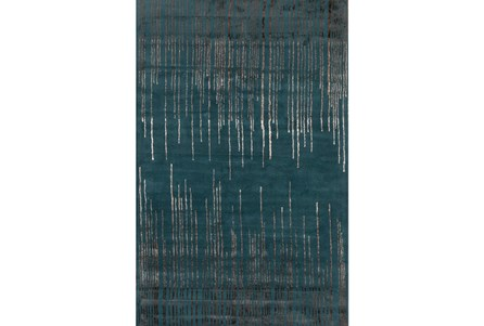 60X96 Rug-Waterval Teal