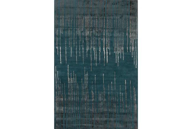 96X132 Rug-Waterval Teal - 360