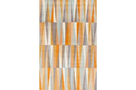 24X36 Rug-Spike Orange
