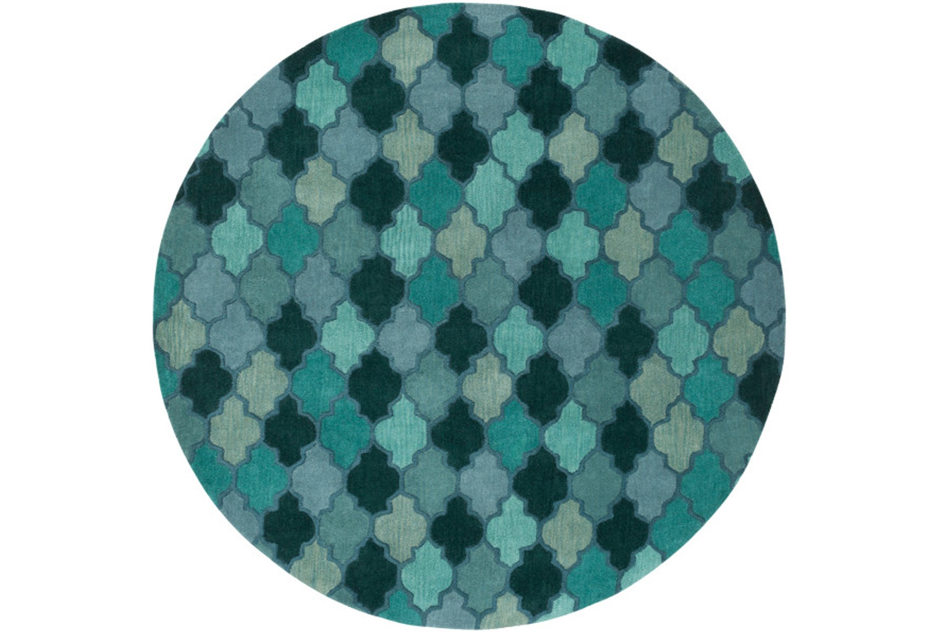 96 Inch Round Rug Einstein Teal Qty 1 Has Been Successfully Added To Your Cart