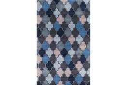 108X156 Rug-Einstein Blue