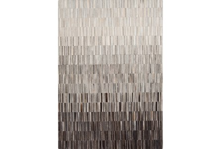 24X36 Rug-Stapleton Hide Grey