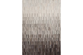 60X96 Rug-Stapleton Hide Grey