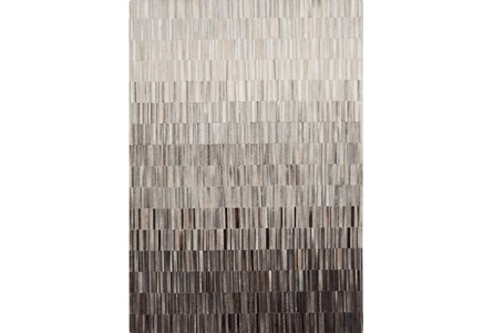 96X120 Rug-Stapleton Hide Grey