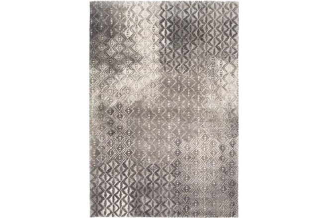 """4'x5'5"""" Rug-Elysee Charcoal - 360"""