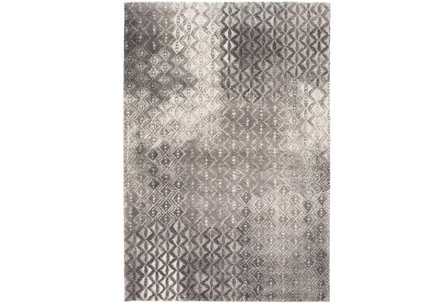 48X66 Rug-Elysee Charcoal - 360