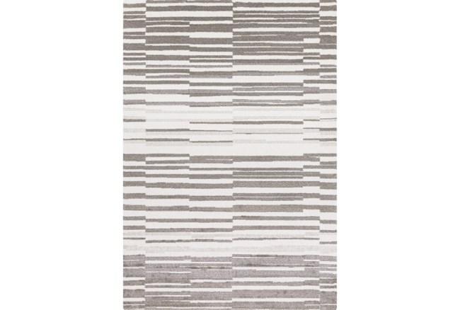 108X144 Rug-Parili Grey/Ivory - 360