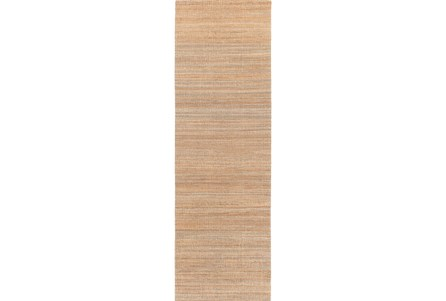 30X96 Rug-Plains Taupe