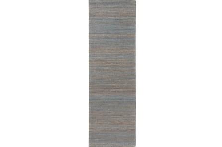 30X96 Rug-Plains Slate