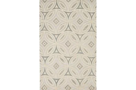 108X156 Rug-Bayleaf Beige/Grey
