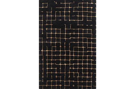 24X36 Rug-Quest Charcoal - Main